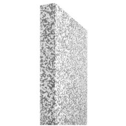 Caparol Capatect Dalmatina® - Plăci termoizolante din perle de polistiren expandat, bicolor: negru (grafitat)/ alb