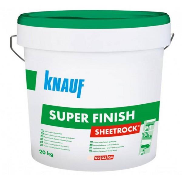 Knauf Sheetrock SuperFinish - Glet gata preparat
