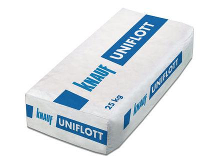 Knauf Uniflott - Pasta de umplere a rosturilor la placi de gipscarton